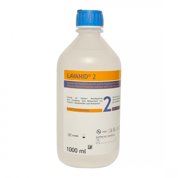 Lavanid 2® Wundspüllösung