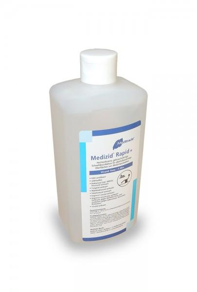 Medizid Rapid® Flächendesinfektion 500ml