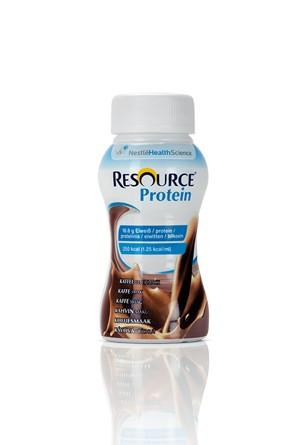 Resource Protein® unterschiedliche Geschmacksrichtungen
