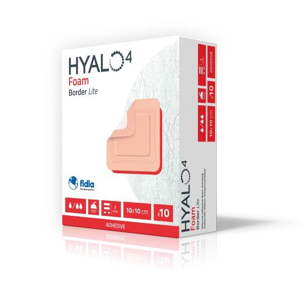 Hyalo4® Foam Border Lite (10 Stk.)