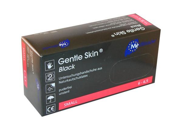Gentle Skin® Black | 100 Stück - Größe S