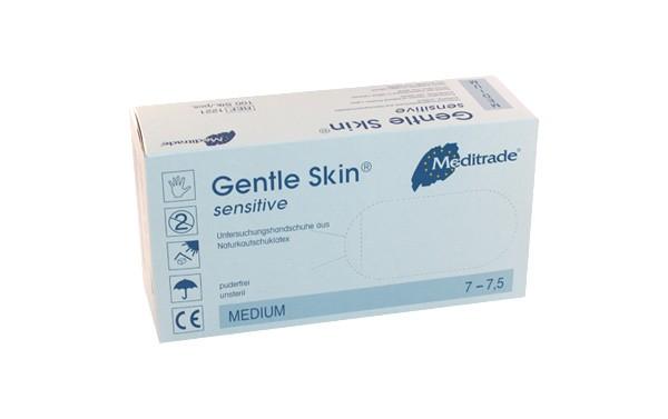 Gentle Skin® sensitive | 100 Stück - Größe M