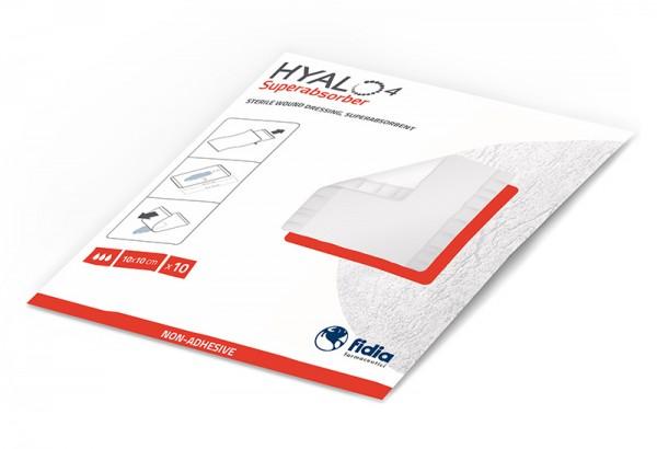 Hyalo4® Superabsorber (10 Stk.)
