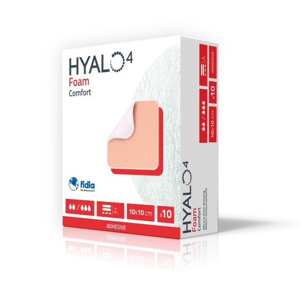 Hyalo4® Foam Comfort (10 Stk.)