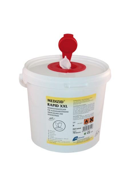 Medizid Rapid XXL® Spendereimer (70 Stück)
