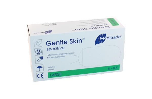Gentle Skin® sensitive | 100 Stück - Größe L