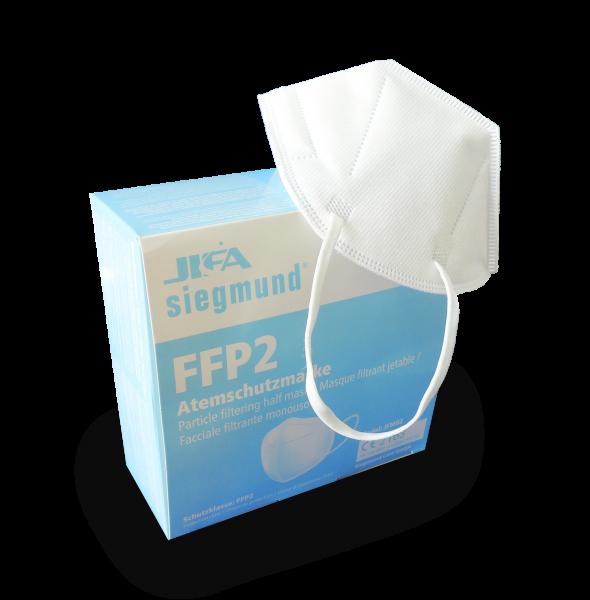 Mundschutz / Atemschutz FFP2 (20 Stück)