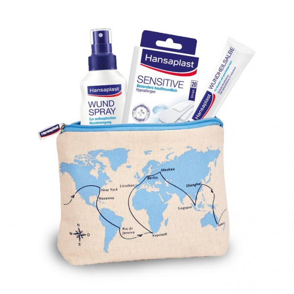 Hansaplast® Wundversorgungsset für Unterwegs